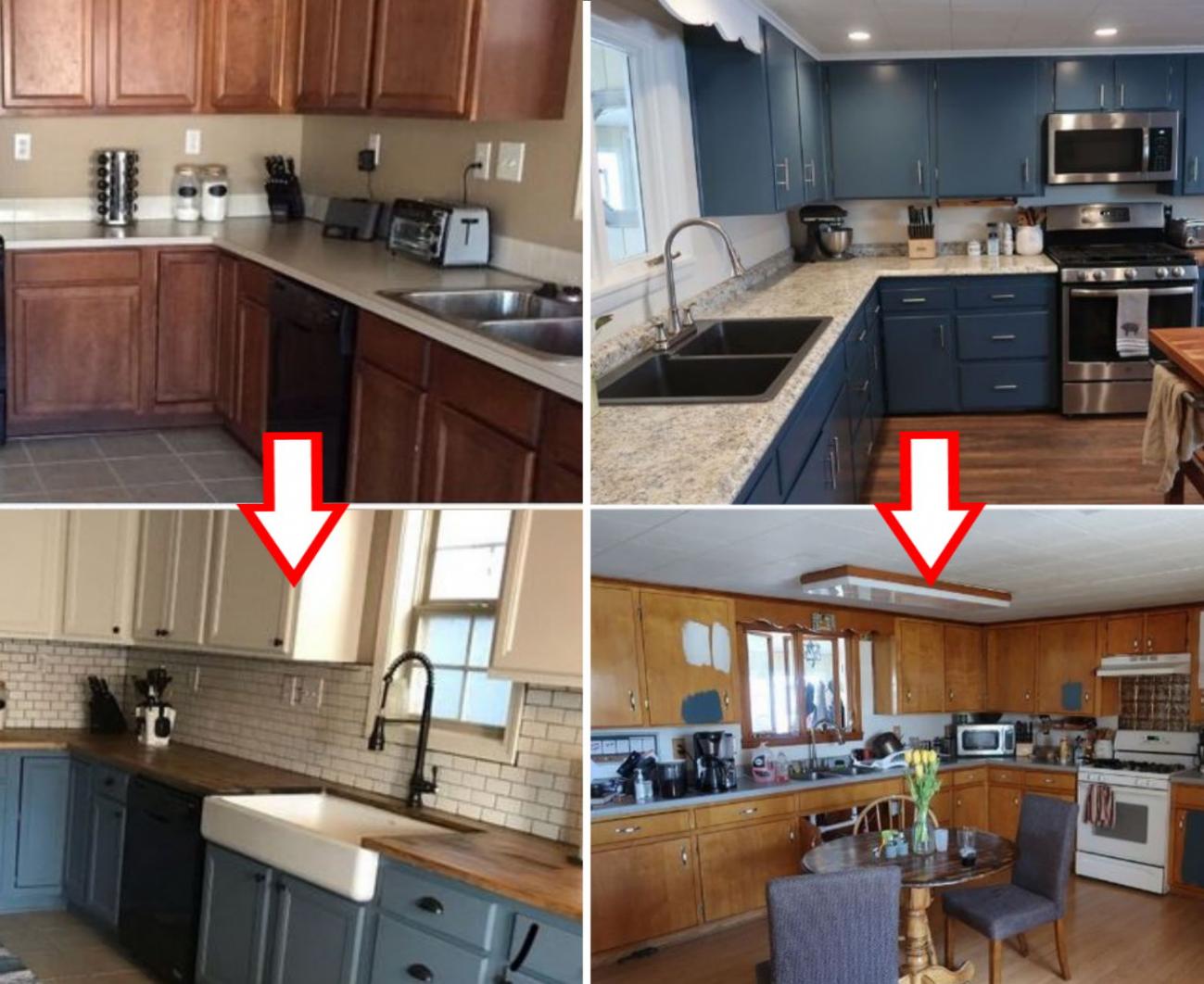 Cambiare look alla cucina: l'ideale  è trasformarla con un restyling