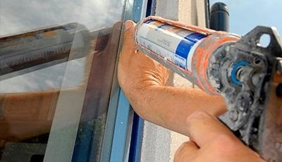 Riparazione professionale infissi finestre