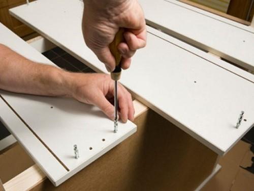 Riparazione cassettiere, veloce e di qualità