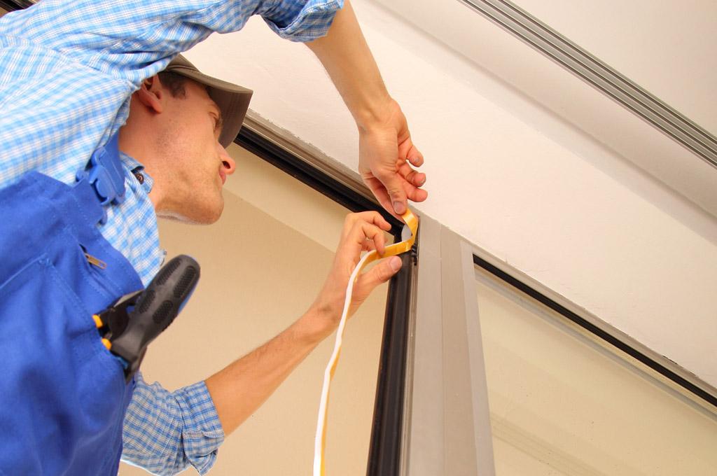 Servizi di manutenzione finestre