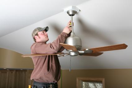 Montaggio professionale ventilatori